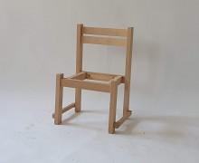 Schelet din lemn- Scaune Copii Junior