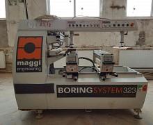 Masina de gaurit multiplu Maggi